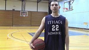 1 on 1 -- Sean Rossi, Ithaca College men's basketball ...