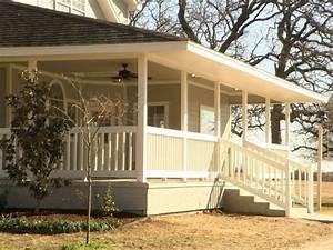 HGTV Fixer Upper Physicians Farmhouse Exterior Cottage