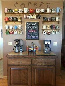 35, diy, mini, coffee, bar, ideas, for, your, home, , 2