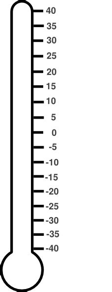 thermometer clip art pictures clipartix