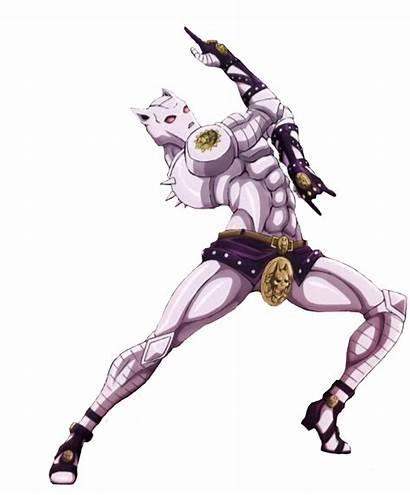 Jojo Queen Kira Bizarre Yoshikage Adventure Anime