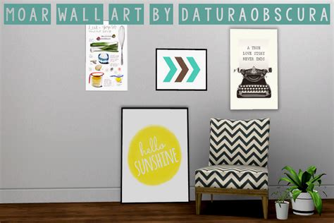Polaroid cameras photos ts3 one billion pixels. My Sims 3 Blog: More Wall Art by Daturaobscura