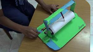 Science Project Seismograph By Sanya Of 8th Class Hmhs