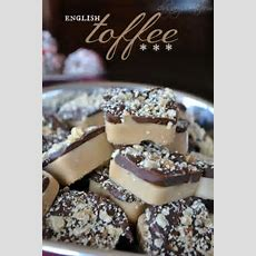 Duno Bakery English Toffee Bites A Classic Recipe From Wwwshugarysweets #toffee #candy