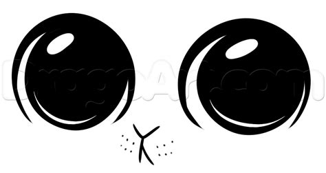 Big Anime Eyes Kawaii How To Draw Cute Eyes Step By Step Pets Animals Free