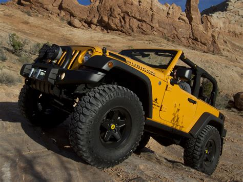 Off Road Jeep Gallery