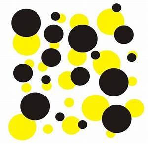 Furniture > Bedroom Furniture > Bedroom > Black Polka Dots ...
