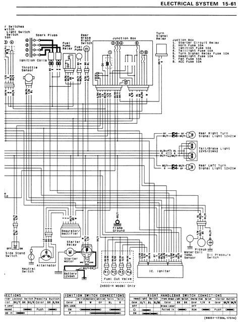 Kawasaki Zrx Wiring Diagram by Electrical Headlight Problem Sportbikes Net