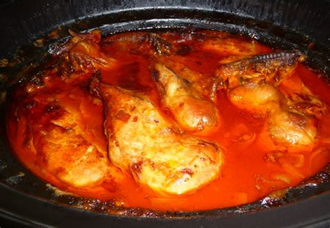 truc facile à cuisiner poulet tomate et chignons rapide à la mijoteuse crock