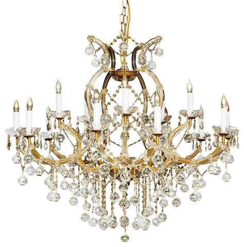 swarovski crystalrimmed chandelier new