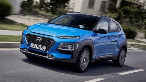 hyundai kona hybrid hyundai kona hybrid announced for europe autoblog