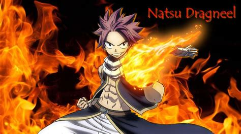 natsu dragneel fairy tail wallpapers wallpaper cave