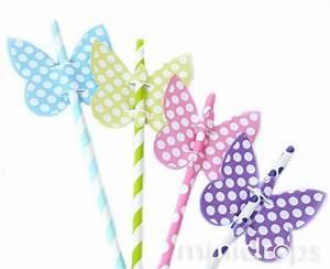 Schmetterling Basteln Papier : schmetterling bastelvorlage f r strohhalme papier ~ Lizthompson.info Haus und Dekorationen