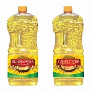 GOLDEN RIVER SUNFLOWER OIL   Product label contest