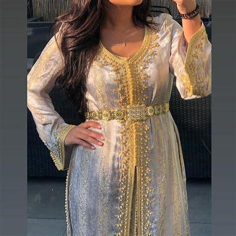 Caftan luxe Jaouhara haute gamme | Draping fashion ...