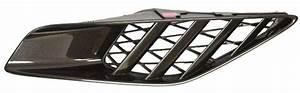 C7 Corvette Rh Rear Quarter Panel Fender Scoop Brake Vent