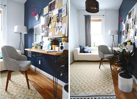 Style Girlfriend's New York City Home Office Officelovin