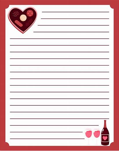 Stationery Printable Paper Letter Writing Owls Printablee
