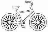 Bicycle Coloring Bike Bmx Drawing Bikes Printable Bicyle Riding Bicycles Sheet Colorings Getdrawings Template Vehicles Sketch Transportation Getcolorings Paintingvalley sketch template