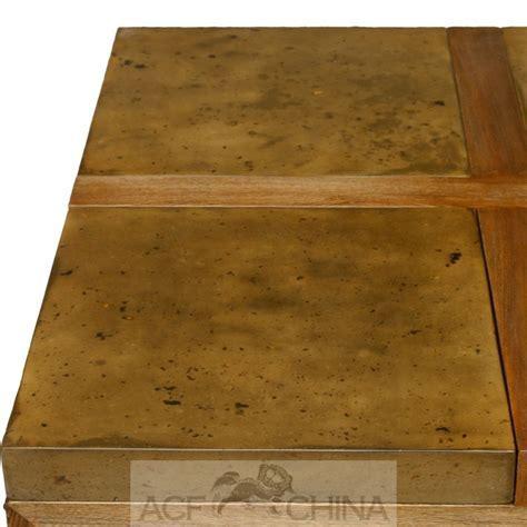 Stone brick coffee table   ACF China