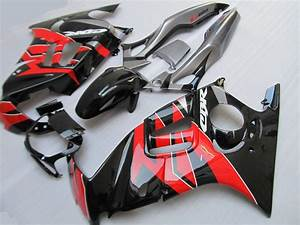 Dor Cbr600 F3 1995 1998 Fairings Cbr600 F3 1998 Red Black