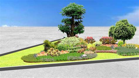 desain taman median jalan tukang taman surabaya