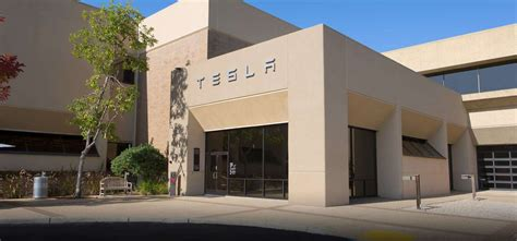 Tesla Is Outgrowing Its Palo Alto Headquarters And Musk