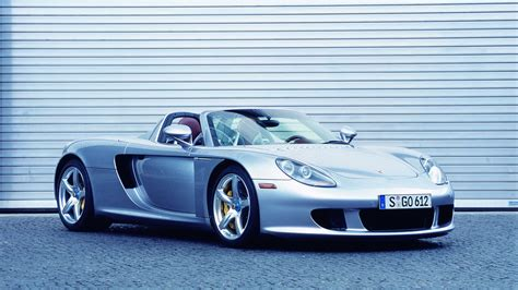 2004 2007 Porsche Carrera Gt Top Speed