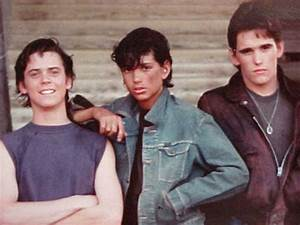 The Outsiders (film) - Book and Movie Related