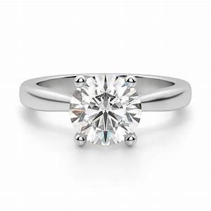 montreal round cut engagement ring engagement rings With cut wedding rings