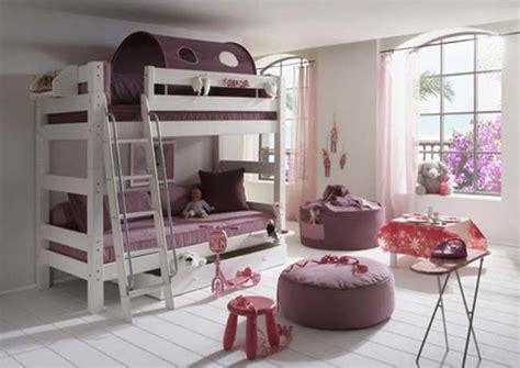 chambre fillette chambre fille prune photo 6 10 belles couleurs pour