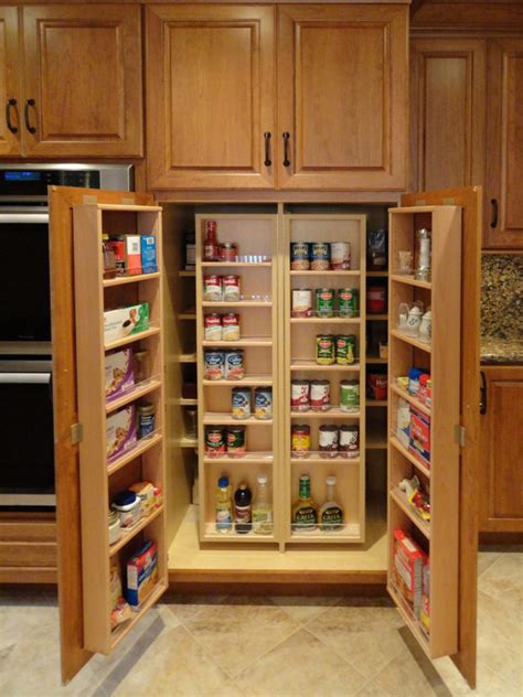 Pantry Cabinet by Re Imagining The Kitchen Pantry Cabinet Hubbard S