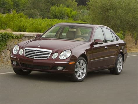 2008 Mercedes-benz E350 Specs, Safety Rating & Mpg