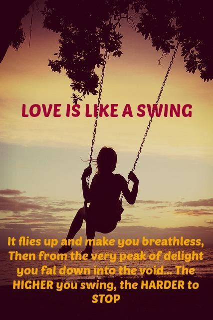 You Swing by Swing Quotes Quotesgram