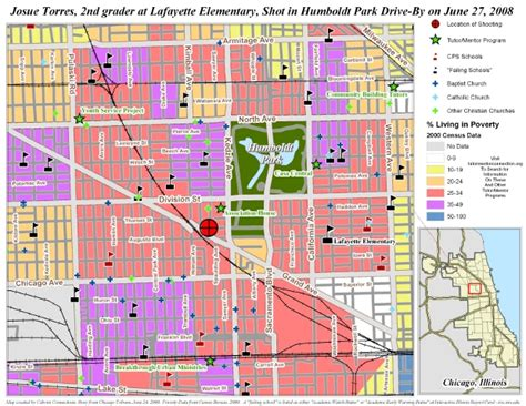 City Chicago Gang Maps