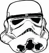 Stormtrooper Helmet Wars Coloring Storm Clipart Trooper Head Drawing Colouring Troopers Template Line Sketch Printable Cartoon Templates Getcolorings Getdrawings Clipartbest sketch template