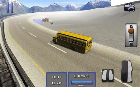 bus simulator  apk  simulation android game  appraw