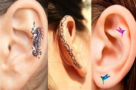 helix tattoo  newest trend  body arts