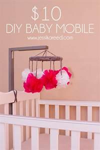 Mobile Baby Diy : 10 diy baby mobile hip simple ~ Buech-reservation.com Haus und Dekorationen