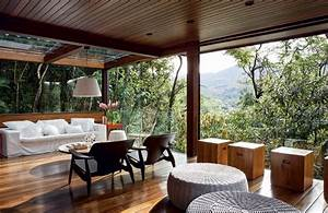 Casas no campo com varanda é uma boa ideia? - Casa Pré