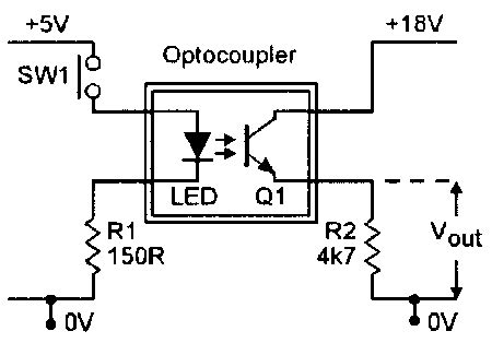 Optocoupler Circuits Nuts Volts Magazine