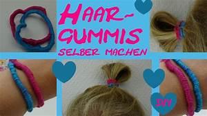 Gummidichtung Selber Machen : diy haarband haargummi selber machen anleitung tutorial ~ A.2002-acura-tl-radio.info Haus und Dekorationen