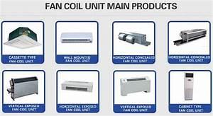 Key Features Of The Fan Coil Unit  Fcu