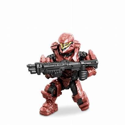 Unsc Spartan Scout Crimson Fireteam Battle Halo