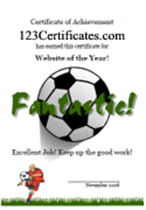 printable sports certificates  sports awards