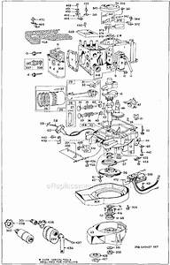 Briggs And Stratton 81600 Series Parts List And Diagram