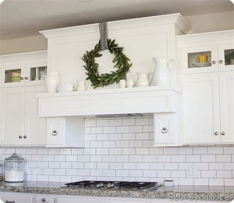 range hood christmas decorating ideas simple range decor 320 sycamore