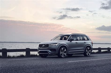 2020 Volvo Suv by 2020 Volvo Xc90 Suv Preview Tractionlife