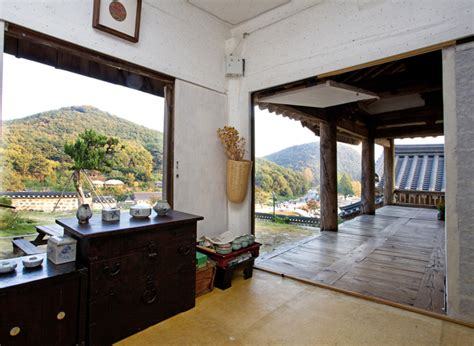 Traditional Korean House - Hanok