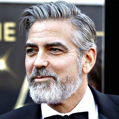 George Clooney Haircut Men's Hairstyles Haircuts 2018